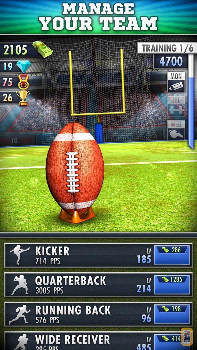 Screenshot - Football Clicker