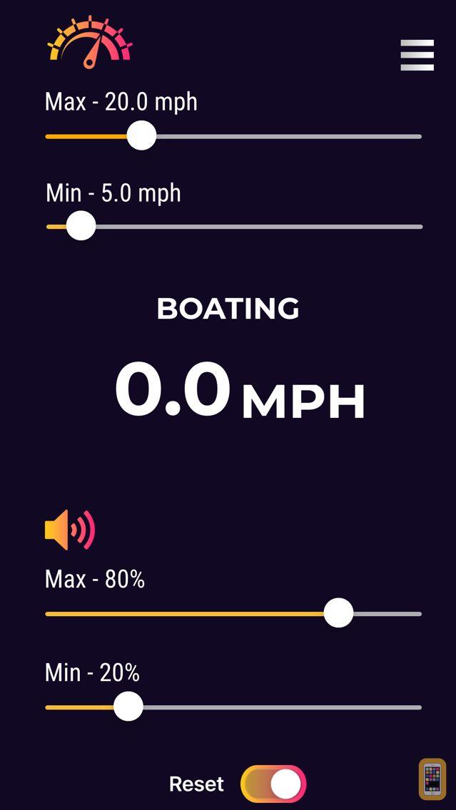 Screenshot - Volume by Velocity