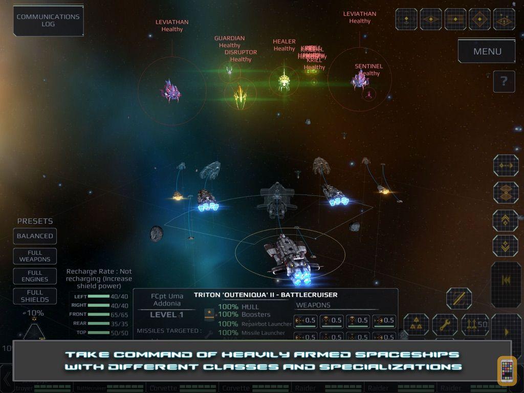 Screenshot - Star Hammer: The Vanguard Prophecy