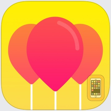 Birthday Stickers - Frames, Balloons and Party Decor Photo Overlays by Platform (Universal)