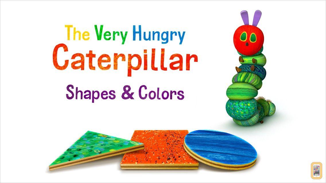 Screenshot - Very Hungry Caterpillar Shapes