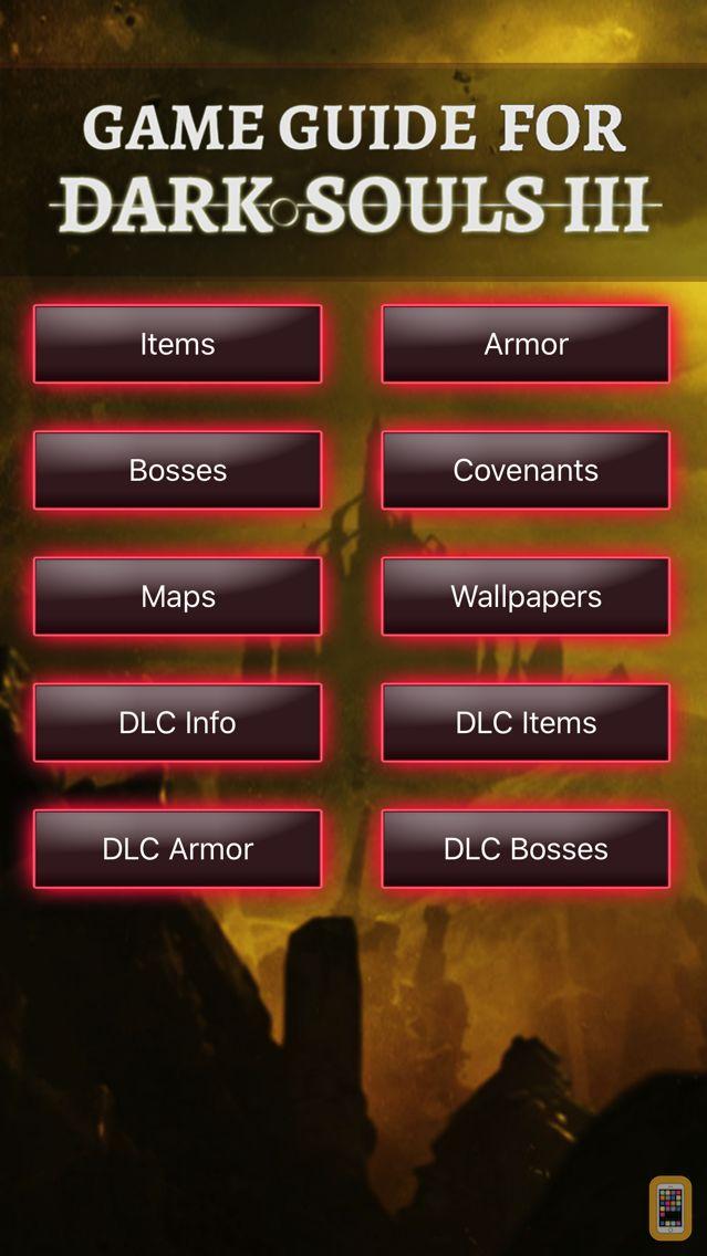 Screenshot - Game Guide for Dark Souls 3