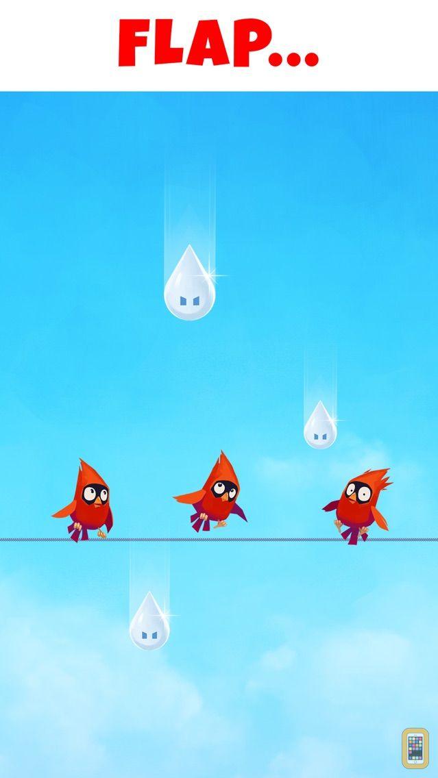 Screenshot - Don't Zap The Birds!