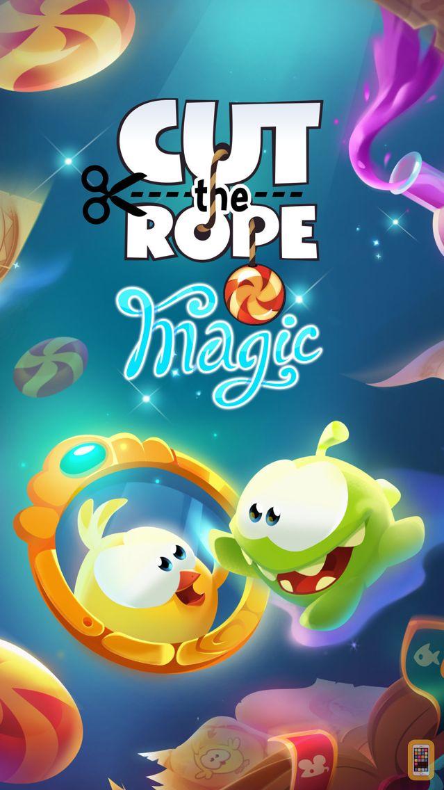 Screenshot - Cut the Rope: Magic GOLD