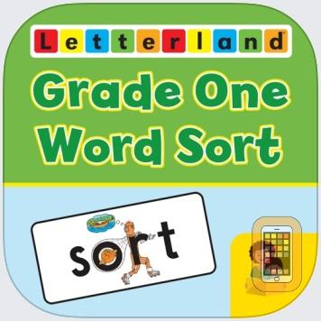 Letterland Grade One Word Sort by Letterland (Universal)