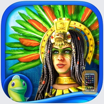 The Secret Order: Beyond Time HD - A Hidden Object Adventure (Full) by Big Fish Games, Inc (iPad)