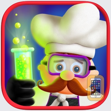 Tiggly Chef Subtraction: 1st Grade Math Game by Tiggly (iPad)