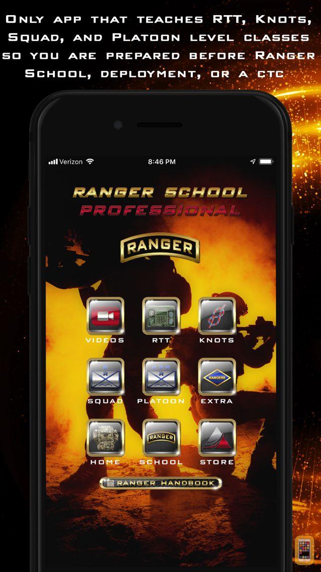 Screenshot - Ranger School Professional