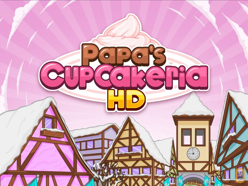 Screenshot - Papa's Cupcakeria HD