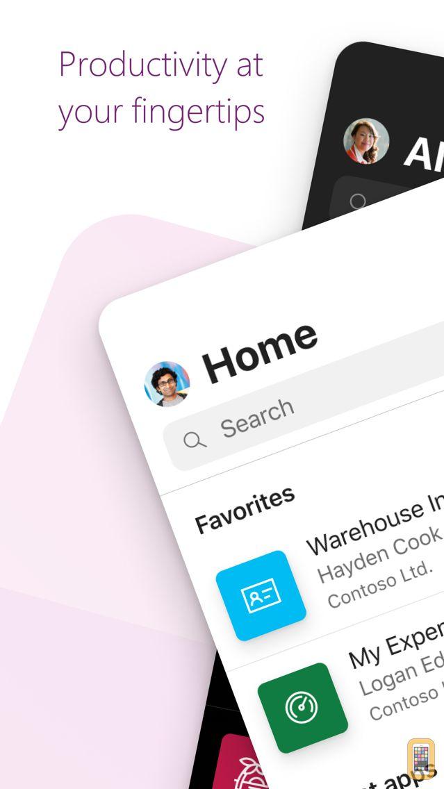 Screenshot - Power Apps