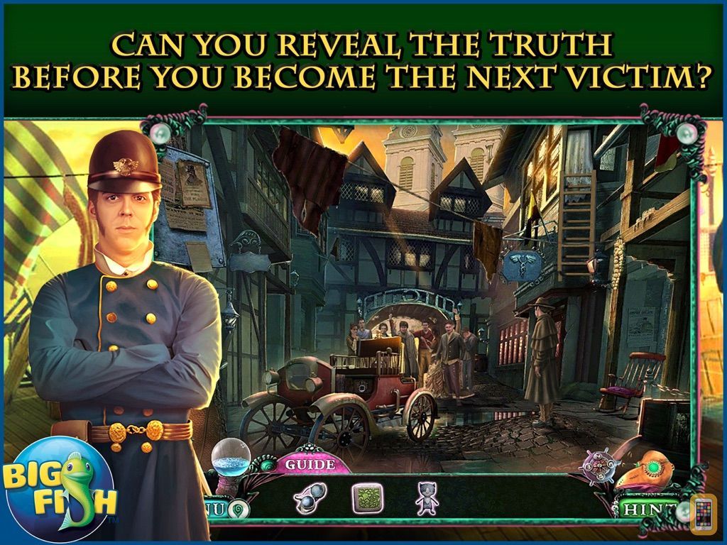 Screenshot - Sea of Lies: Burning Coast HD - A Mystery Hidden Object Game (Full)