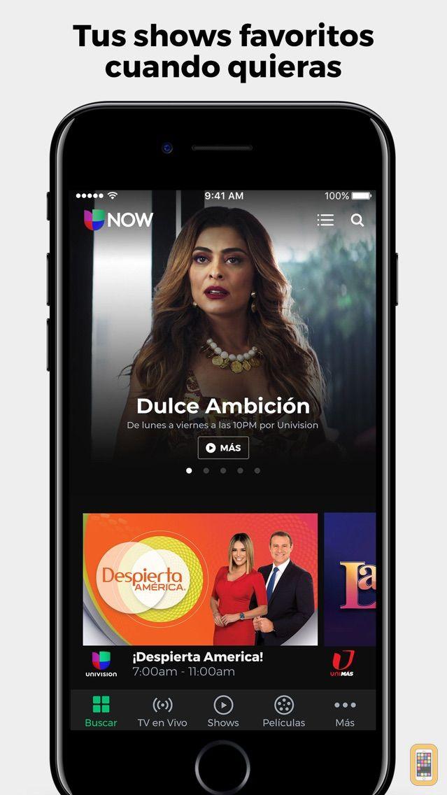 Screenshot - Univision Now