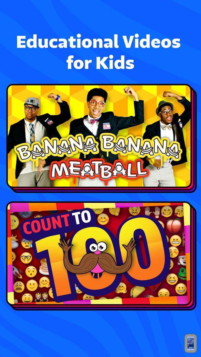 Screenshot - GoNoodle - Kids Videos