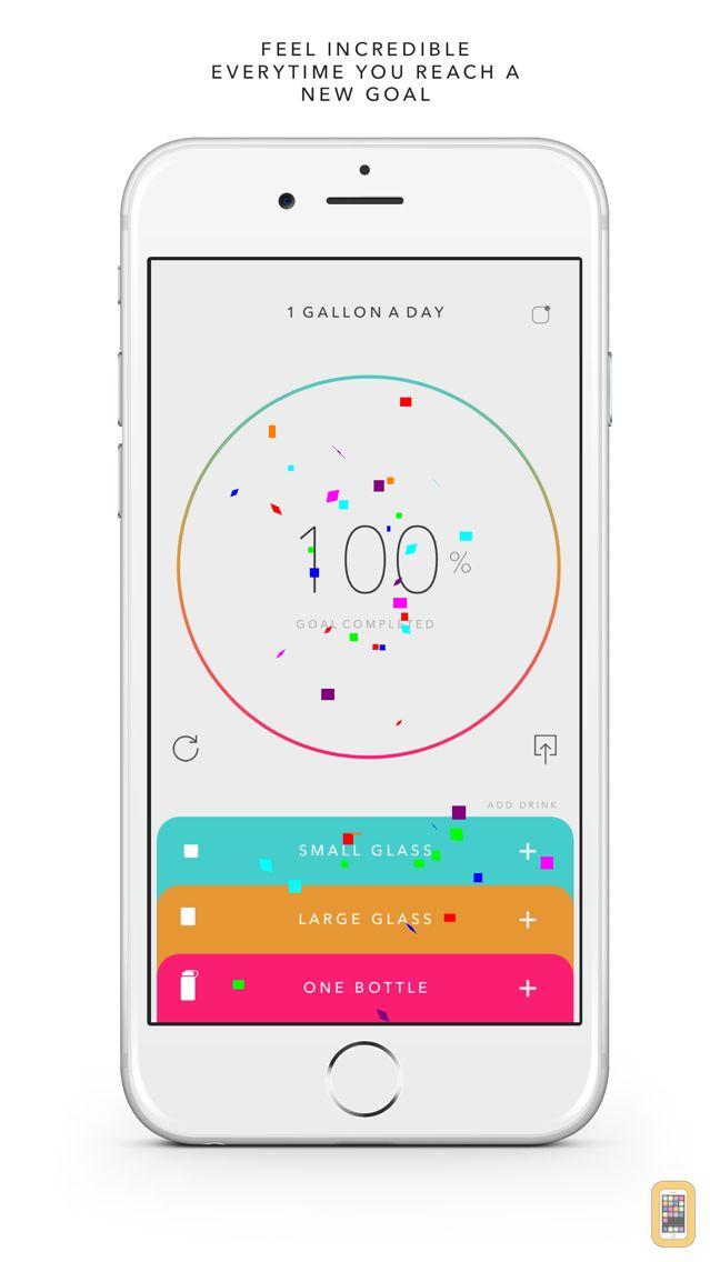 Screenshot - 1 Gallon a Day