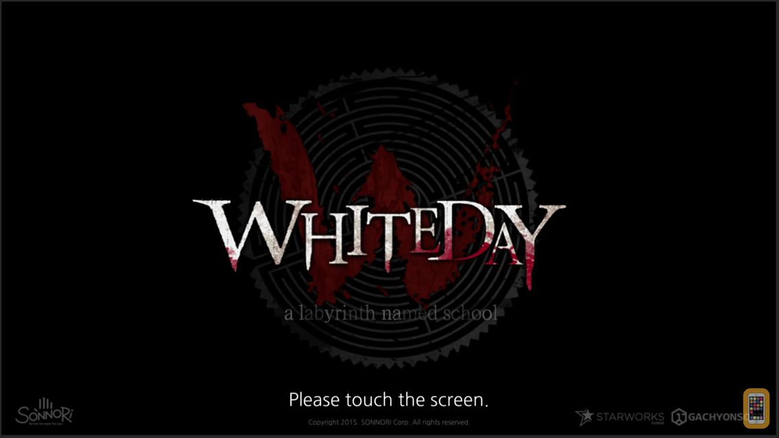 Screenshot - The School : White Day