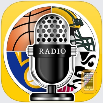 Green Bay GameDay Live Radio – Packers & Bucks Edition by Thanh Ho (iPhone)
