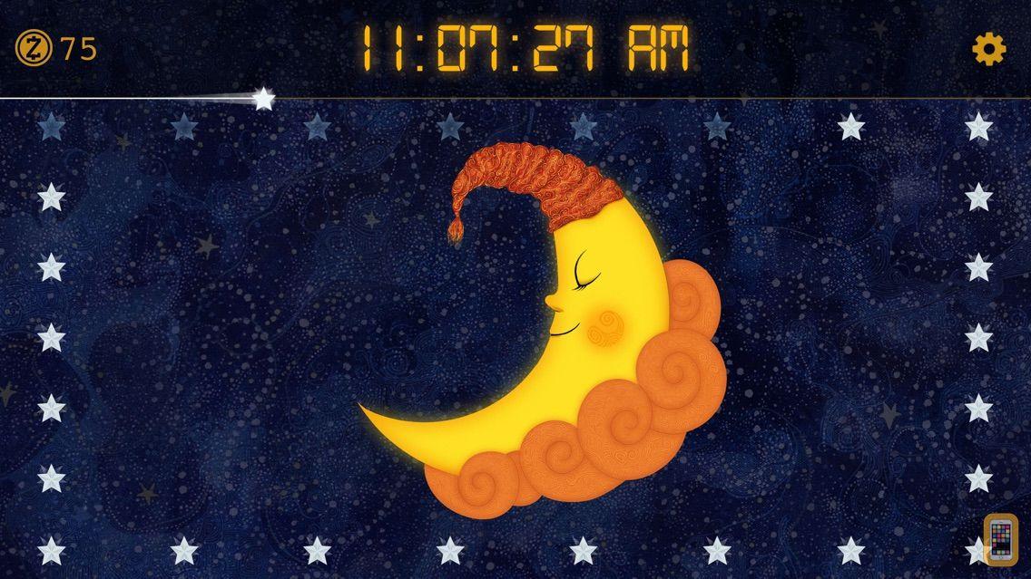 Screenshot - Sun to Moon Sleep Clock