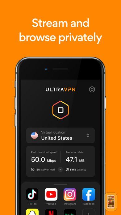 Screenshot - Hexatech: Unlimited VPN Proxy