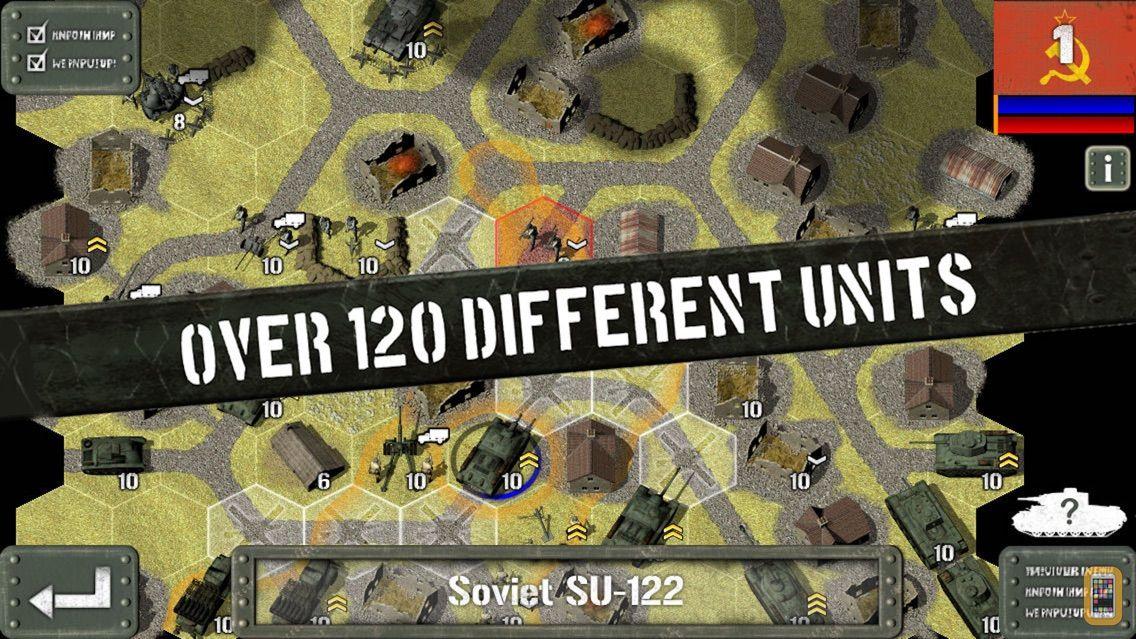 Screenshot - Tank Battle: East Front