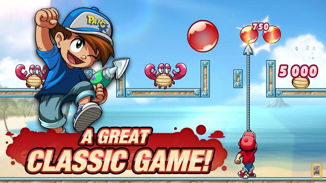Screenshot - Pang Adventures