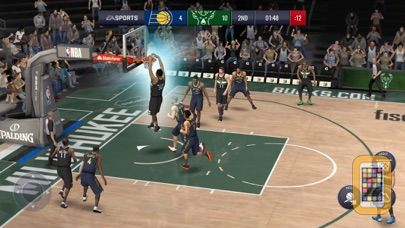 Screenshot - NBA LIVE Mobile Basketball