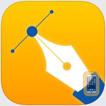 Inkpad - Graphic Design by Envoza (iPad)