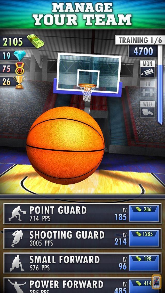 Screenshot - Basketball Clicker