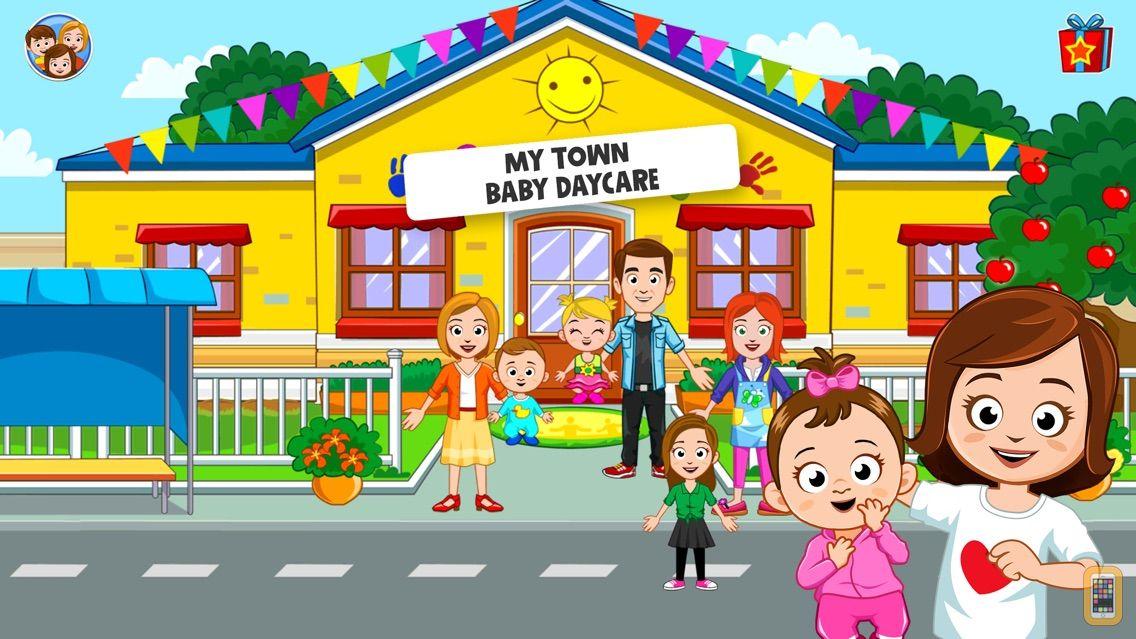 Screenshot - My Town : Daycare