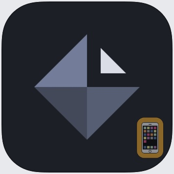 GeometriCam - abstract geometric design in real-time by Giuseppe Capozzo (iPhone)