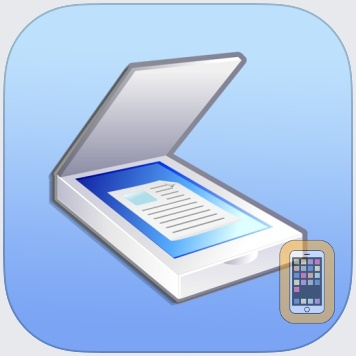 DocScanner - Scan Documents, Receipts, Biz Cards by Abhay Vala (iPhone)