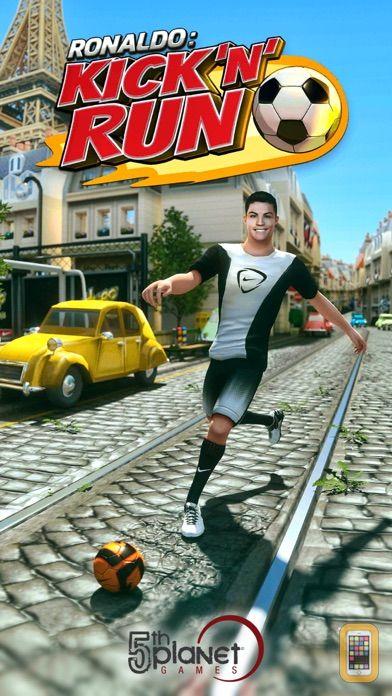 Screenshot - Cristiano Ronaldo: Kick'n'Run