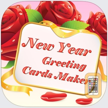 Love Greeting Cards Maker - Collage Photo with Holiday Frames, Quotes & Stickers to Send Wishes by Zhongzhen Lu (Universal)