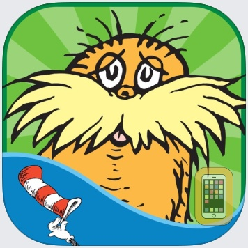 The Lorax by Dr. Seuss by Oceanhouse Media (Universal)