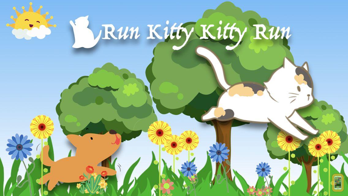 Screenshot - Run Kitty Kitty Run