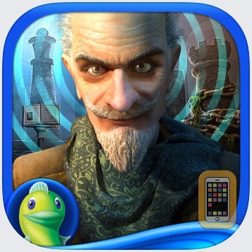 The Agency of Anomalies: Mind Invasion HD - A Hidden Object Adventure by Big Fish Games, Inc (iPad)