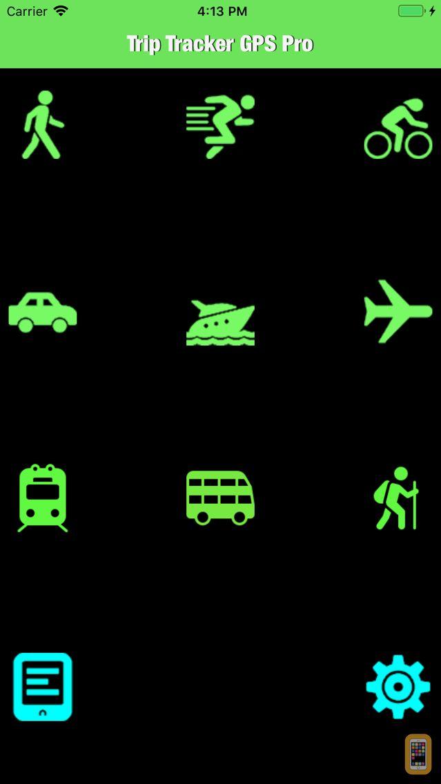 Screenshot - Trip Tracker GPS Professional