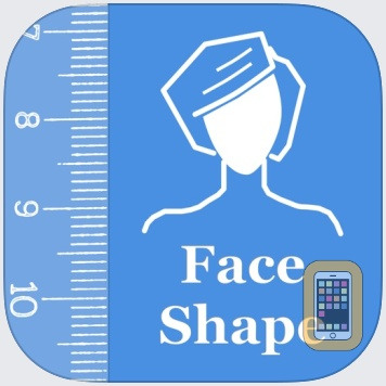 Face Shape Meter camera tool by VisTech.Projects LLC (Universal)