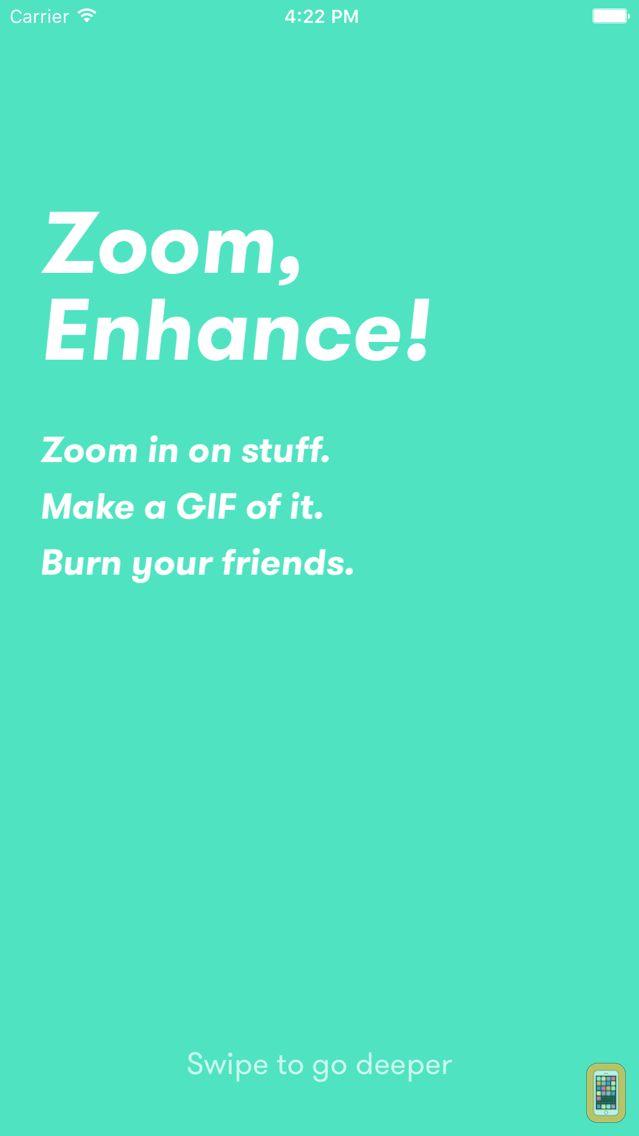 Screenshot - Zoom, Enhance!