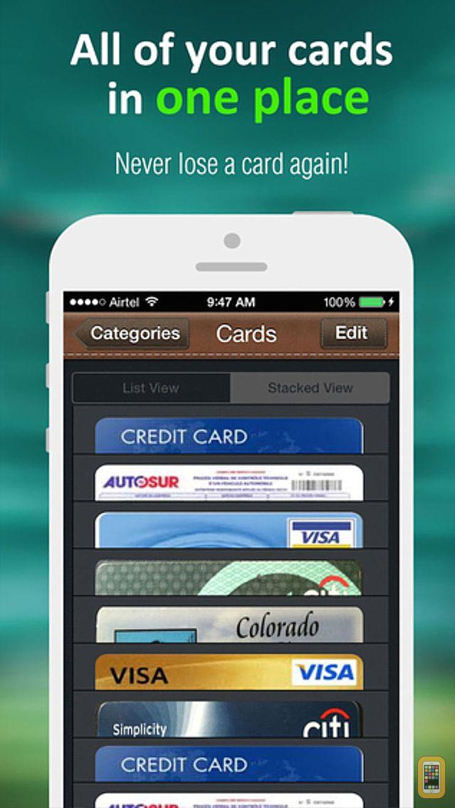 Screenshot - WalletPlus : Wallet on iPhone