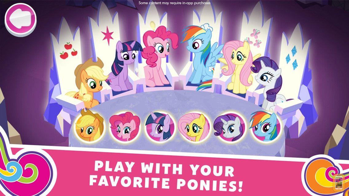 Screenshot - My Little Pony: Harmony Quest