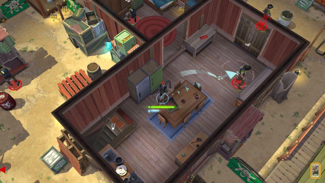 Screenshot - Space Marshals 2