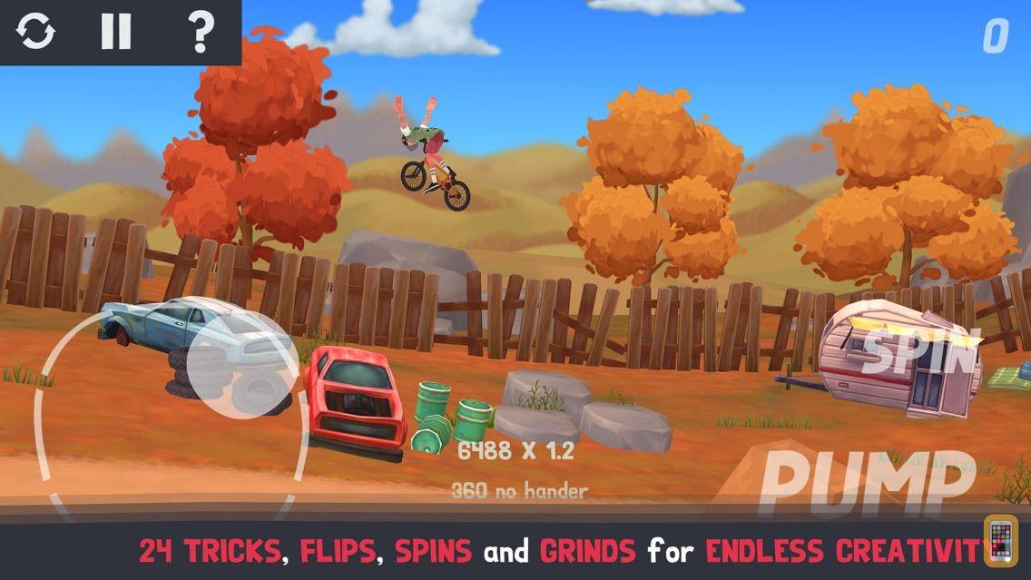 Screenshot - Pumped BMX 3