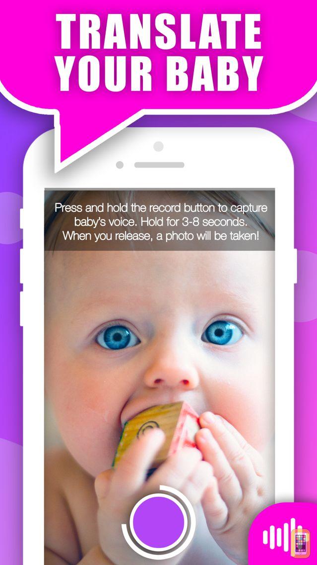 Screenshot - Baby Translator & Cry Stopper