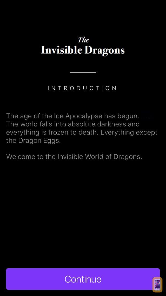 Screenshot - Invisible Dragons