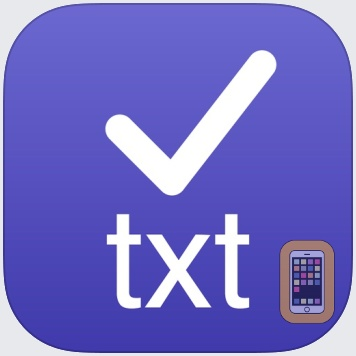 SwiftoDo for todo.txt by Michael Descy (Universal)