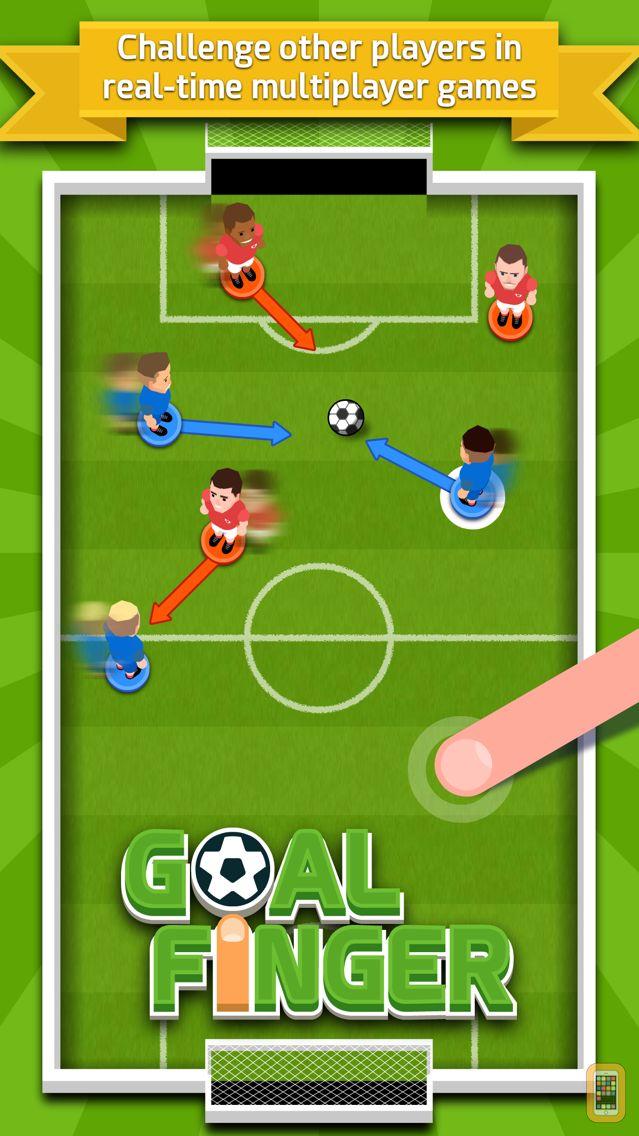 Screenshot - Goal Finger