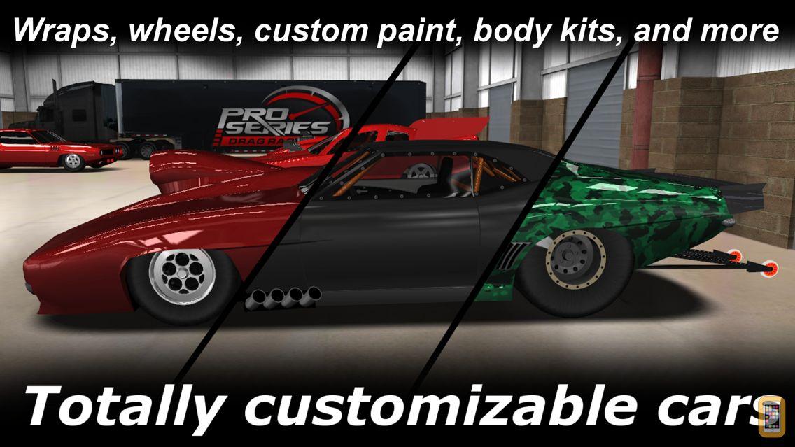 Screenshot - Pro Series Drag Racing