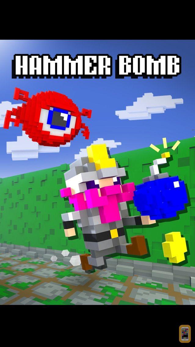 Screenshot - Hammer Bomb - Creepy Dungeon Mazes!