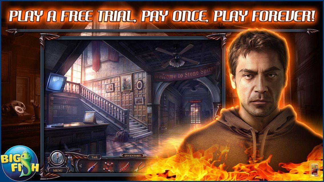 Screenshot - Haunted Hotel: Phoenix - A Mystery Hidden Object Game