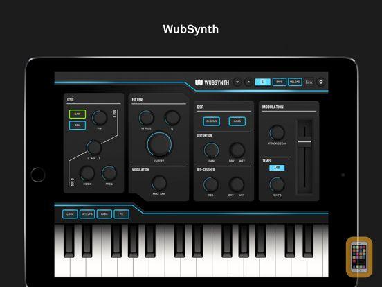 Screenshot - WubSynth